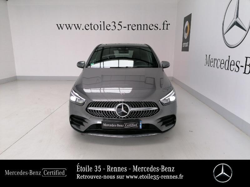 Photo 5 de l'offre de MERCEDES-BENZ Classe B 180 136ch AMG Line Edition 7G-DCT 7cv à 34890€ chez Etoile 35 - Mercedes-Benz Rennes