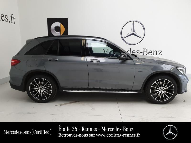 Photo 2 de l'offre de MERCEDES-BENZ GLC 350 e 211+116ch Fascination 4Matic 7G-Tronic plus à 45890€ chez Etoile 35 - Mercedes-Benz Rennes