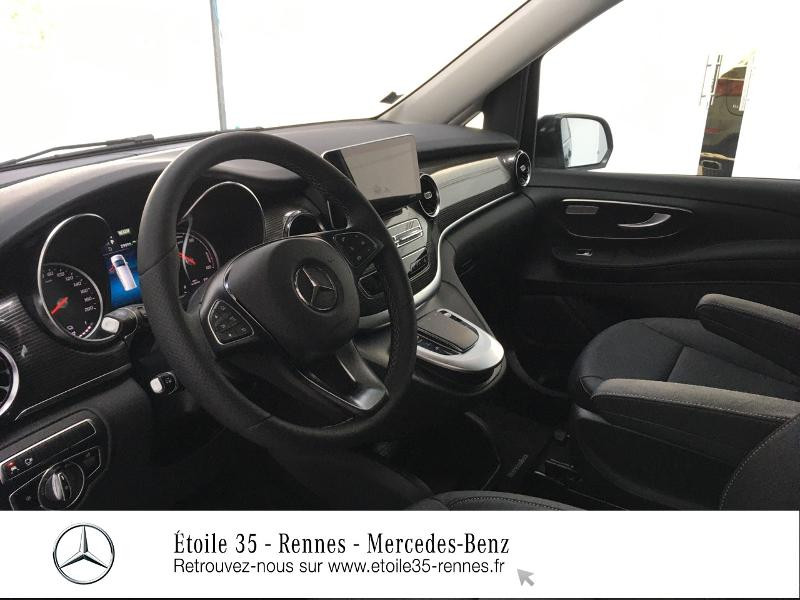 Photo 6 de l'offre de MERCEDES-BENZ Eqv 300 LONG AVANTGARDE à 84900€ chez Etoile 35 - Mercedes-Benz Rennes