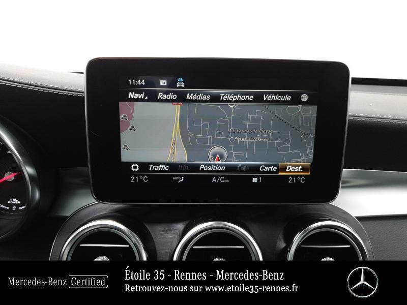 Photo 8 de l'offre de MERCEDES-BENZ GLC 350 e 211+116ch Fascination 4Matic 7G-Tronic plus à 45890€ chez Etoile 35 - Mercedes-Benz Rennes