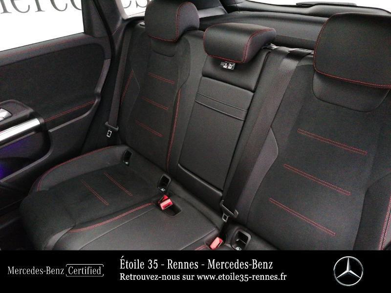 Photo 11 de l'offre de MERCEDES-BENZ Classe B 180 136ch AMG Line Edition 7G-DCT 7cv à 34890€ chez Etoile 35 - Mercedes-Benz Rennes