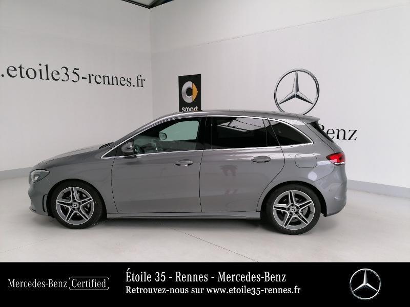 Photo 2 de l'offre de MERCEDES-BENZ Classe B 180 136ch AMG Line Edition 7G-DCT 7cv à 34890€ chez Etoile 35 - Mercedes-Benz Rennes