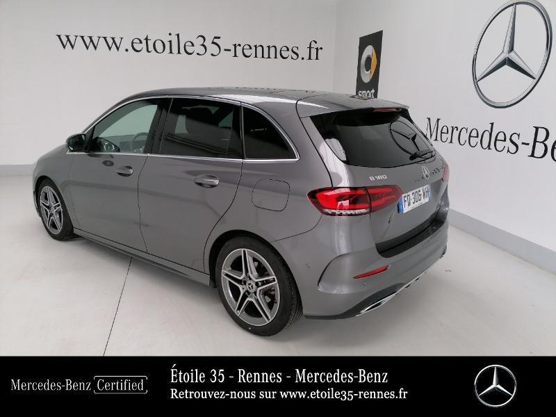Photo 3 de l'offre de MERCEDES-BENZ Classe B 180 136ch AMG Line Edition 7G-DCT 7cv à 34890€ chez Etoile 35 - Mercedes-Benz Rennes