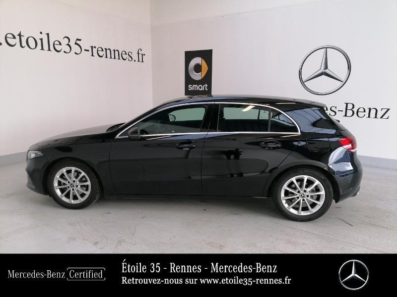 Photo 2 de l'offre de MERCEDES-BENZ Classe A 160 109ch Progressive Line à 27890€ chez Etoile 35 - Mercedes-Benz Rennes