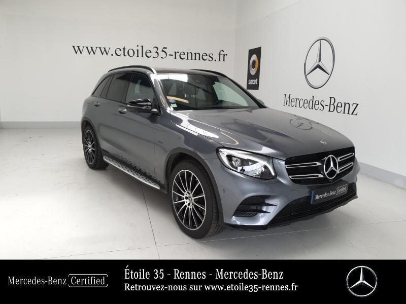 Photo 1 de l'offre de MERCEDES-BENZ GLC 350 e 211+116ch Fascination 4Matic 7G-Tronic plus à 45890€ chez Etoile 35 - Mercedes-Benz Rennes