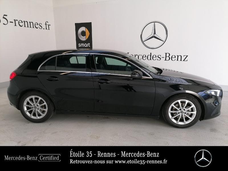 Photo 4 de l'offre de MERCEDES-BENZ Classe A 160 109ch Progressive Line à 27890€ chez Etoile 35 - Mercedes-Benz Rennes