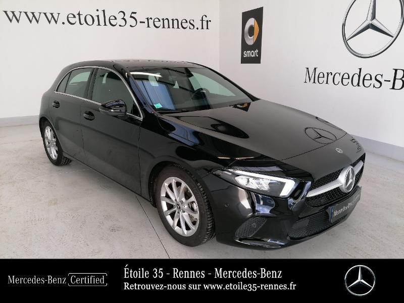 Photo 1 de l'offre de MERCEDES-BENZ Classe A 160 109ch Progressive Line à 27890€ chez Etoile 35 - Mercedes-Benz Rennes