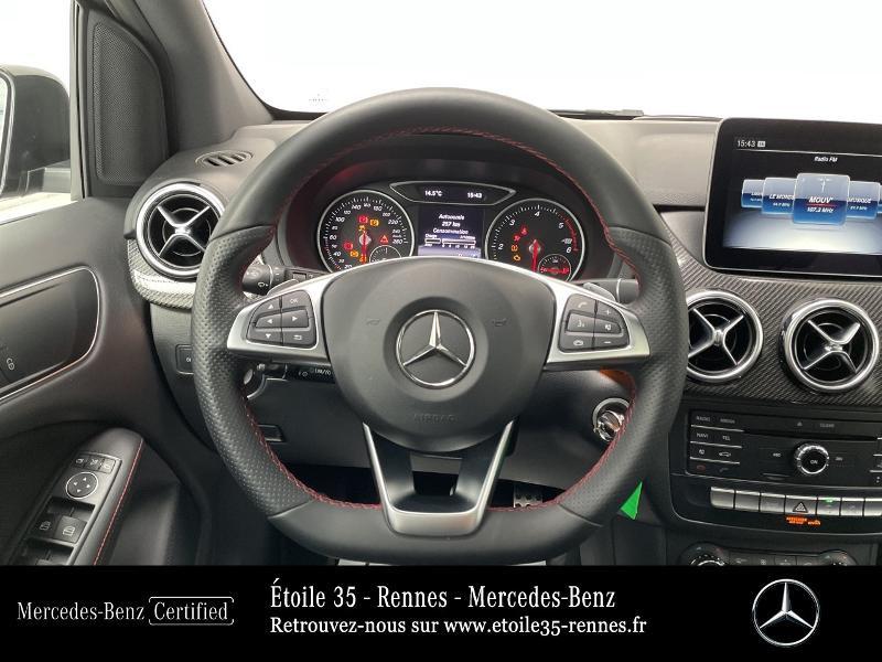 Photo 7 de l'offre de MERCEDES-BENZ Classe B 160 d 90ch Fascination 7G-DCT à 22490€ chez Etoile 35 - Mercedes-Benz Rennes