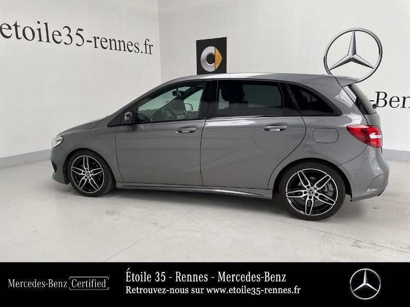Photo 2 de l'offre de MERCEDES-BENZ Classe B 160 d 90ch Fascination 7G-DCT à 22490€ chez Etoile 35 - Mercedes-Benz Rennes