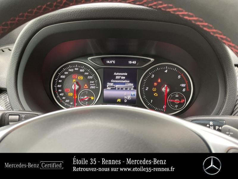 Photo 9 de l'offre de MERCEDES-BENZ Classe B 160 d 90ch Fascination 7G-DCT à 22490€ chez Etoile 35 - Mercedes-Benz Rennes