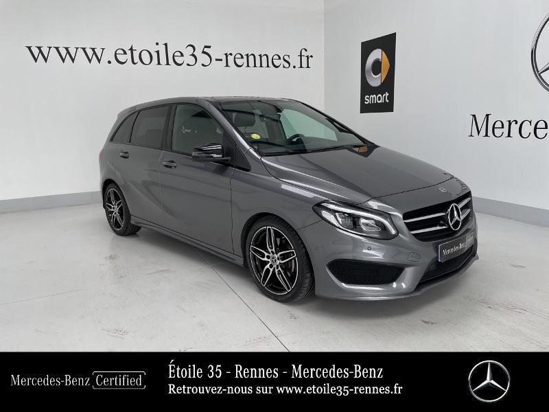 Photo 1 de l'offre de MERCEDES-BENZ Classe B 160 d 90ch Fascination 7G-DCT à 22490€ chez Etoile 35 - Mercedes-Benz Rennes