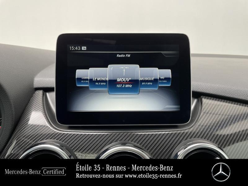 Photo 8 de l'offre de MERCEDES-BENZ Classe B 160 d 90ch Fascination 7G-DCT à 22490€ chez Etoile 35 - Mercedes-Benz Rennes