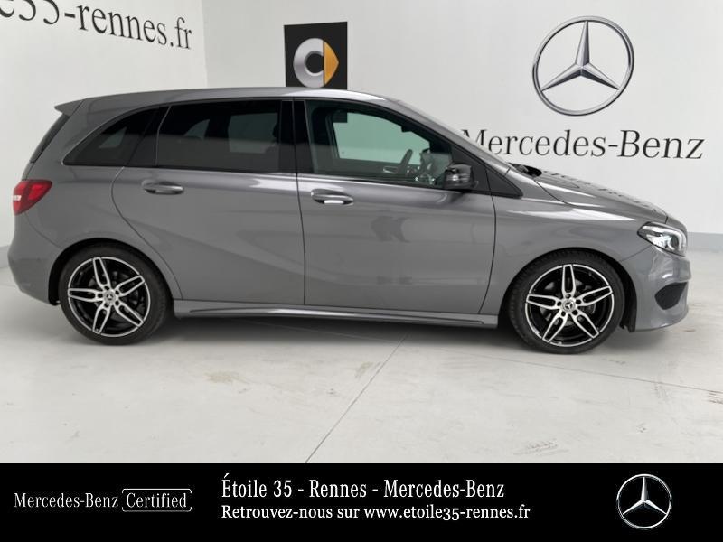 Photo 4 de l'offre de MERCEDES-BENZ Classe B 160 d 90ch Fascination 7G-DCT à 22490€ chez Etoile 35 - Mercedes-Benz Rennes