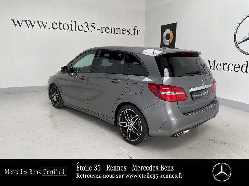 Photo 3 de l'offre de MERCEDES-BENZ Classe B 160 d 90ch Fascination 7G-DCT à 22490€ chez Etoile 35 - Mercedes-Benz Rennes