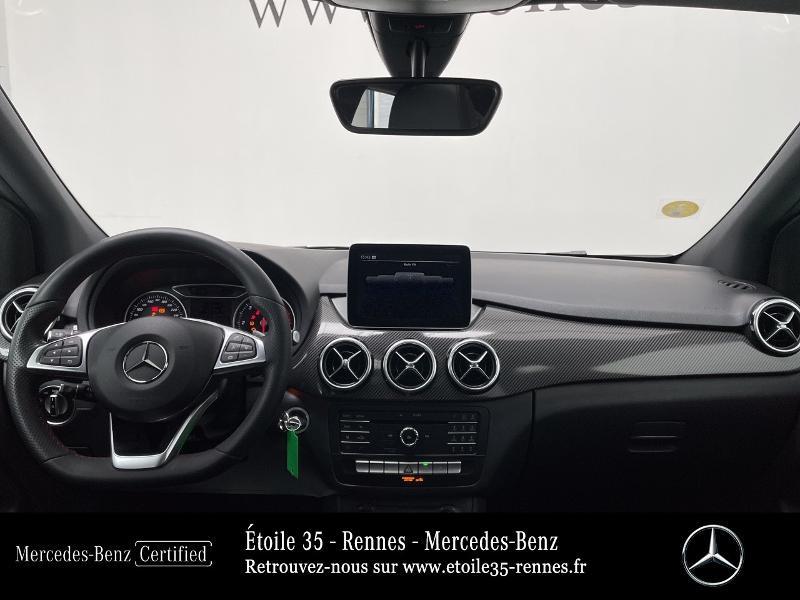 Photo 6 de l'offre de MERCEDES-BENZ Classe B 160 d 90ch Fascination 7G-DCT à 22490€ chez Etoile 35 - Mercedes-Benz Rennes