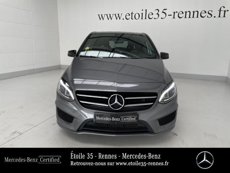 Photo 5 de l'offre de MERCEDES-BENZ Classe B 160 d 90ch Fascination 7G-DCT à 22490€ chez Etoile 35 - Mercedes-Benz Rennes