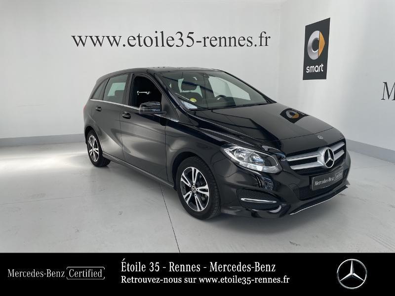 Mercedes-Benz Classe B 160 d 90ch Inspiration Diesel Noir Cosmos Occasion à vendre