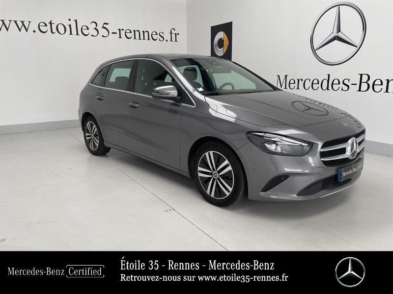 Mercedes-Benz Classe B 180d 116ch Progressive Line Edition 7G-DCT Diesel Gris Montagne Occasion à vendre