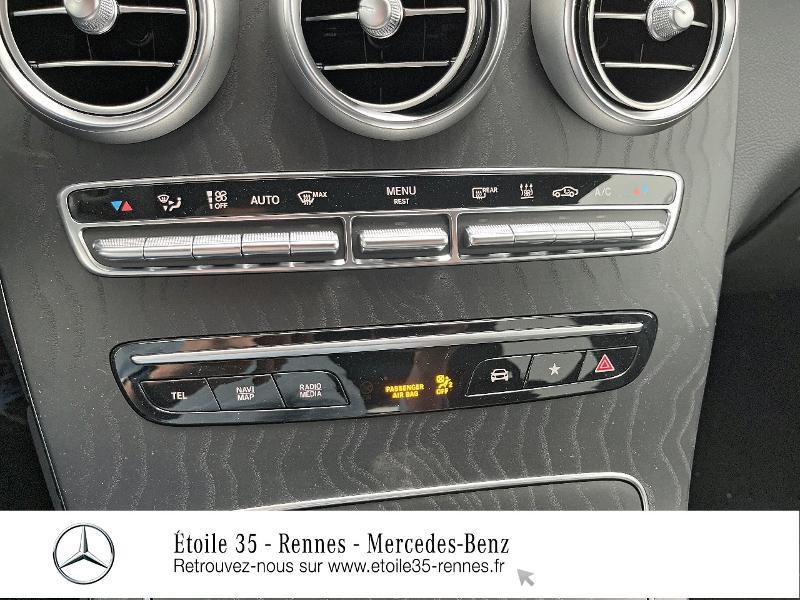 Photo 23 de l'offre de MERCEDES-BENZ GLC 300 de 194+122ch AMG Line 4Matic 9G-Tronic à 64900€ chez Etoile 35 - Mercedes-Benz Rennes