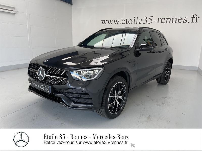 Photo 26 de l'offre de MERCEDES-BENZ GLC 300 de 194+122ch AMG Line 4Matic 9G-Tronic à 64900€ chez Etoile 35 - Mercedes-Benz Rennes