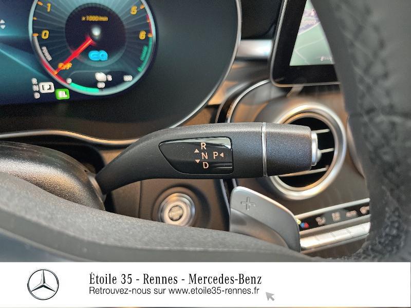 Photo 10 de l'offre de MERCEDES-BENZ GLC 300 de 194+122ch AMG Line 4Matic 9G-Tronic à 64900€ chez Etoile 35 - Mercedes-Benz Rennes
