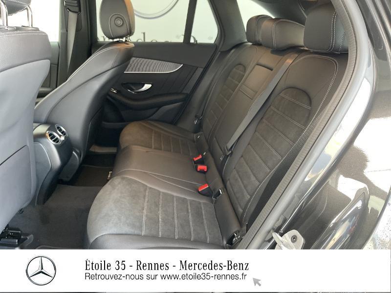 Photo 11 de l'offre de MERCEDES-BENZ GLC 300 de 194+122ch AMG Line 4Matic 9G-Tronic à 64900€ chez Etoile 35 - Mercedes-Benz Rennes