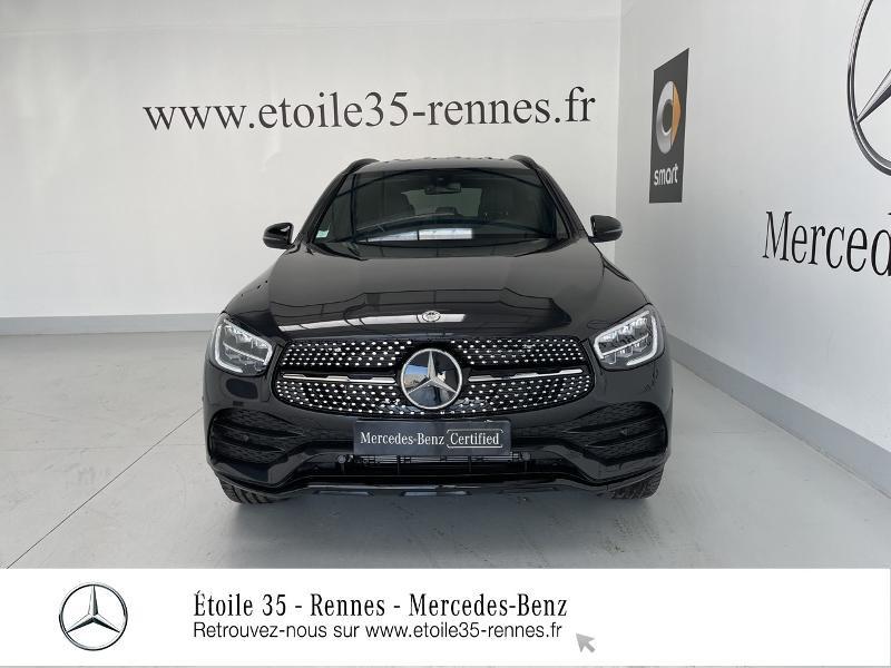 Photo 5 de l'offre de MERCEDES-BENZ GLC 300 de 194+122ch AMG Line 4Matic 9G-Tronic à 64900€ chez Etoile 35 - Mercedes-Benz Rennes