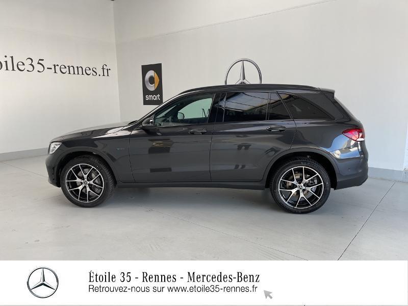 Photo 2 de l'offre de MERCEDES-BENZ GLC 300 de 194+122ch AMG Line 4Matic 9G-Tronic à 64900€ chez Etoile 35 - Mercedes-Benz Rennes