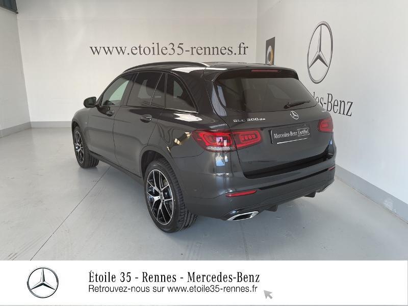 Photo 3 de l'offre de MERCEDES-BENZ GLC 300 de 194+122ch AMG Line 4Matic 9G-Tronic à 64900€ chez Etoile 35 - Mercedes-Benz Rennes