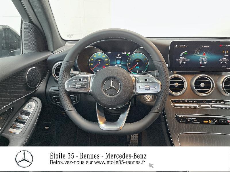 Photo 7 de l'offre de MERCEDES-BENZ GLC 300 de 194+122ch AMG Line 4Matic 9G-Tronic à 64900€ chez Etoile 35 - Mercedes-Benz Rennes