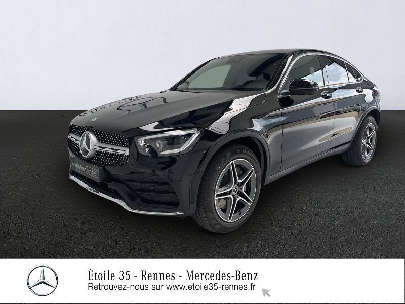 Mercedes-Benz GLC Coupe 220 d 194ch AMG Line 4Matic 9G-Tronic Diesel Noir Occasion à vendre