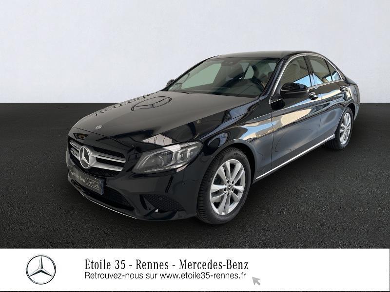 Mercedes-Benz Classe C 200 d 150ch Avantgarde Line 9G-Tronic Diesel Noir Obsidienne Occasion à vendre