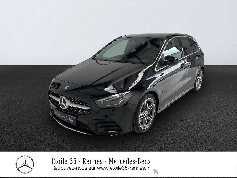 Mercedes-Benz Classe B 180d 116ch AMG Line Edition 7G-DCT Diesel Noir Cosmos Occasion à vendre
