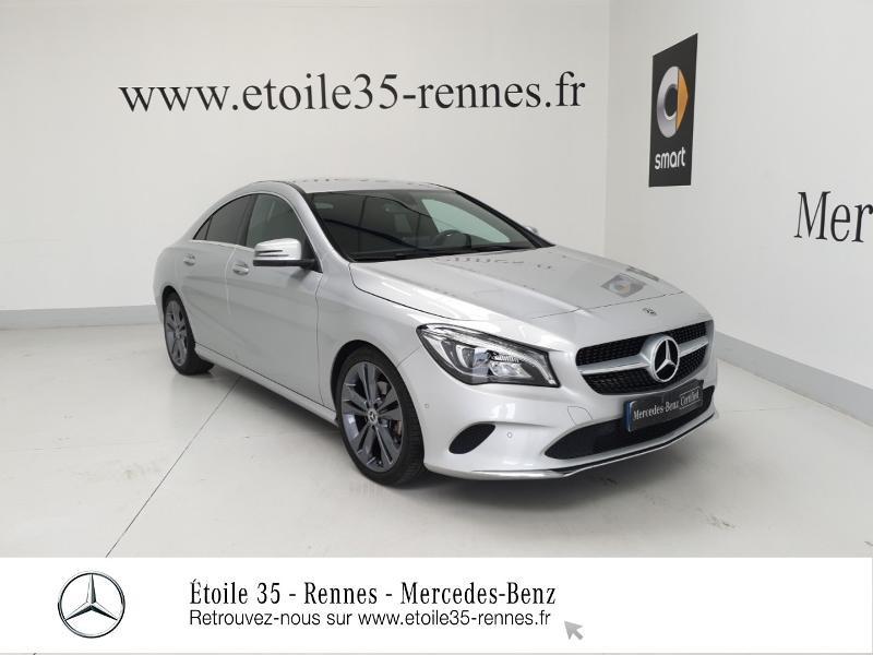 Photo 1 de l'offre de MERCEDES-BENZ CLA 200 d Sensation 7G-DCT à 26890€ chez Etoile 35 - Mercedes-Benz Rennes