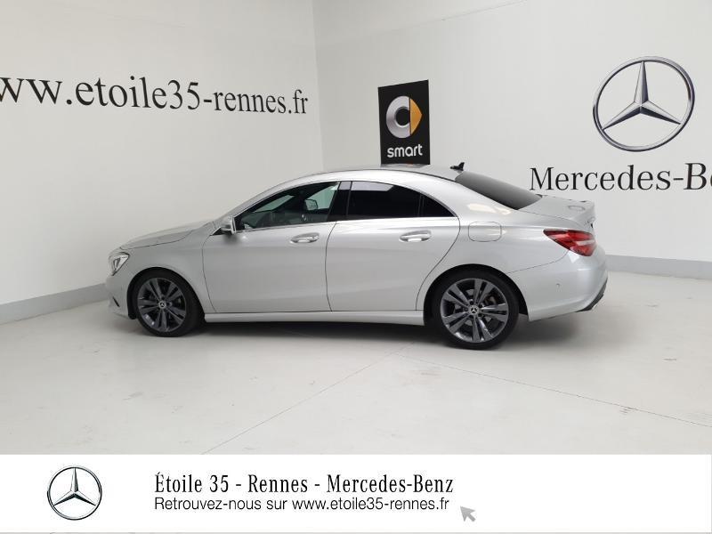 Photo 2 de l'offre de MERCEDES-BENZ CLA 200 d Sensation 7G-DCT à 26890€ chez Etoile 35 - Mercedes-Benz Rennes