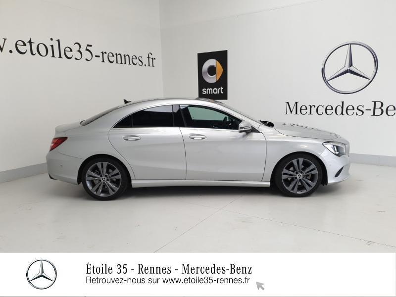 Photo 4 de l'offre de MERCEDES-BENZ CLA 200 d Sensation 7G-DCT à 26890€ chez Etoile 35 - Mercedes-Benz Rennes