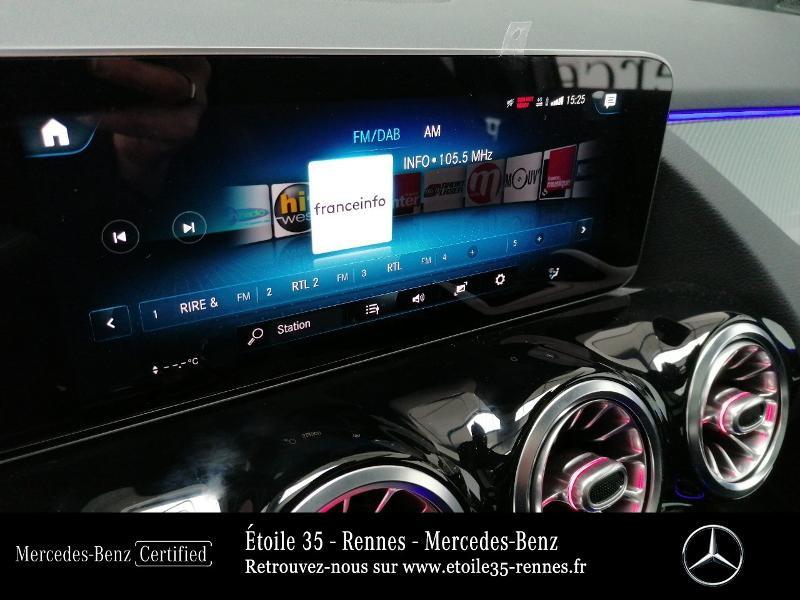 Photo 8 de l'offre de MERCEDES-BENZ Classe B 180 136ch AMG Line Edition 7G-DCT 7cv à 34890€ chez Etoile 35 - Mercedes-Benz Rennes