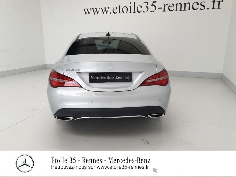 Photo 18 de l'offre de MERCEDES-BENZ CLA 200 d Sensation 7G-DCT à 26890€ chez Etoile 35 - Mercedes-Benz Rennes