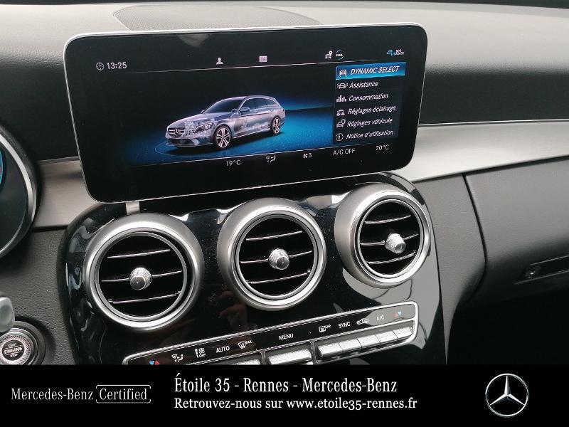 Photo 21 de l'offre de MERCEDES-BENZ Classe C Break 220 d 194ch AMG Line 9G-Tronic à 38490€ chez Etoile 35 - Mercedes-Benz Rennes