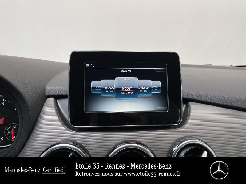 Photo 8 de l'offre de MERCEDES-BENZ Classe B 160 d 90ch Inspiration à 17490€ chez Etoile 35 - Mercedes-Benz Rennes