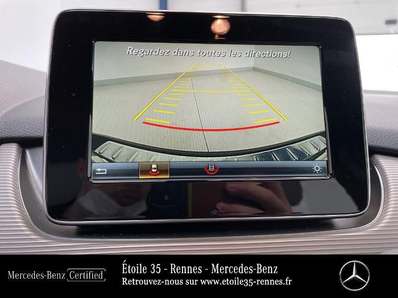 Photo 17 de l'offre de MERCEDES-BENZ Classe B 160 d 90ch Inspiration à 17490€ chez Etoile 35 - Mercedes-Benz Rennes