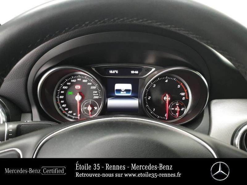 Photo 9 de l'offre de MERCEDES-BENZ CLA 180 d Sensation à 23890€ chez Etoile 35 - Mercedes-Benz Rennes