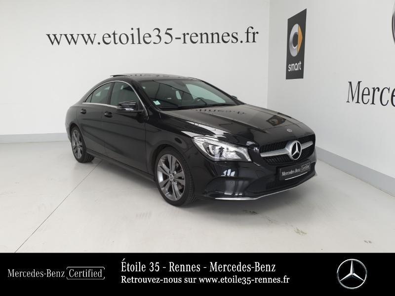 Photo 1 de l'offre de MERCEDES-BENZ CLA 180 d Sensation à 23890€ chez Etoile 35 - Mercedes-Benz Rennes
