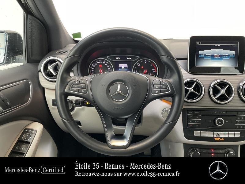 Photo 7 de l'offre de MERCEDES-BENZ Classe B 160 d 90ch Inspiration à 17490€ chez Etoile 35 - Mercedes-Benz Rennes