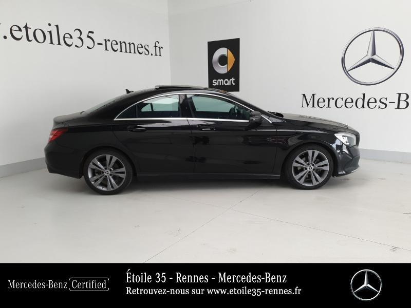 Photo 4 de l'offre de MERCEDES-BENZ CLA 180 d Sensation à 23890€ chez Etoile 35 - Mercedes-Benz Rennes