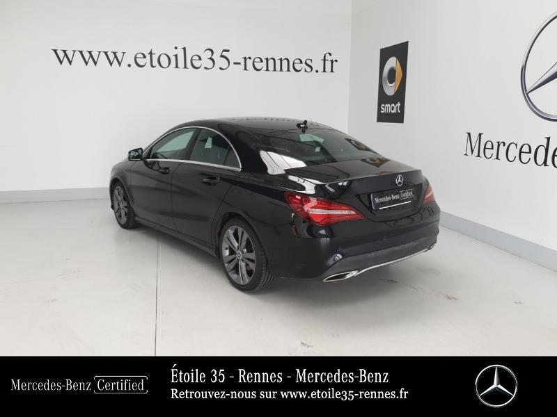 Photo 3 de l'offre de MERCEDES-BENZ CLA 180 d Sensation à 23890€ chez Etoile 35 - Mercedes-Benz Rennes
