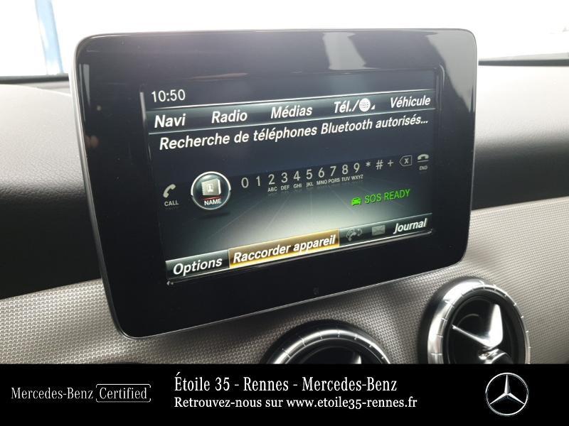 Photo 22 de l'offre de MERCEDES-BENZ CLA 180 d Sensation à 23890€ chez Etoile 35 - Mercedes-Benz Rennes