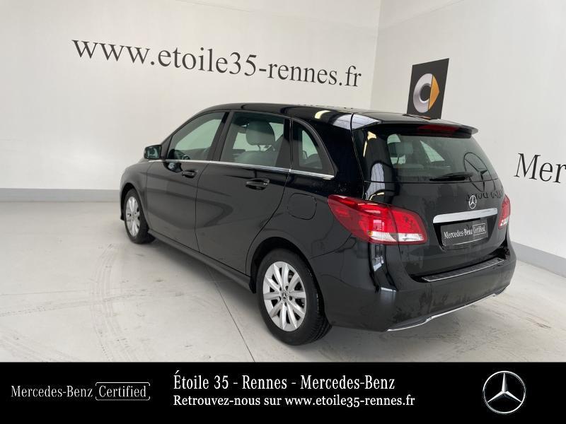 Photo 3 de l'offre de MERCEDES-BENZ Classe B 160 d 90ch Inspiration à 17490€ chez Etoile 35 - Mercedes-Benz Rennes