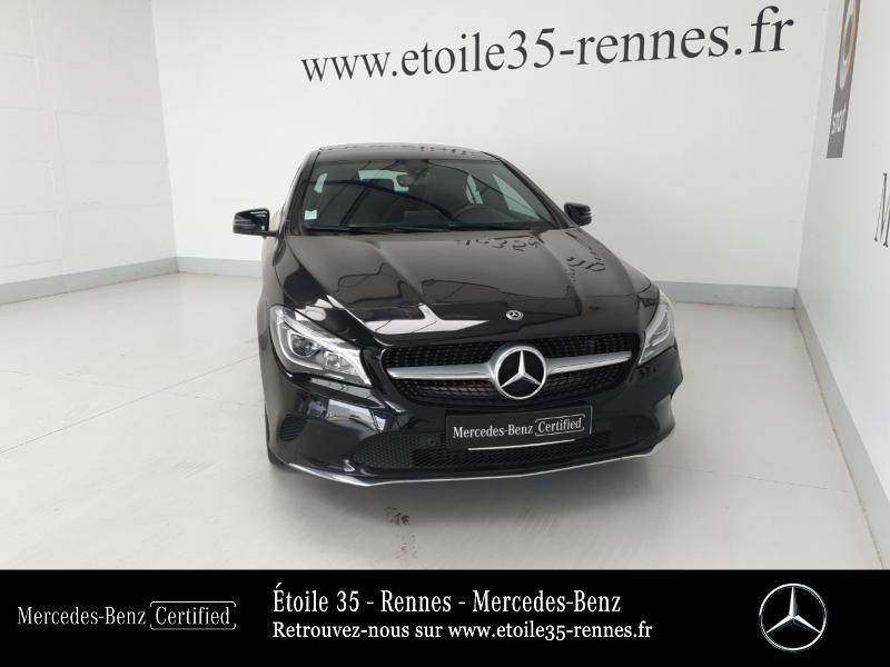 Photo 5 de l'offre de MERCEDES-BENZ CLA 180 d Sensation à 23890€ chez Etoile 35 - Mercedes-Benz Rennes
