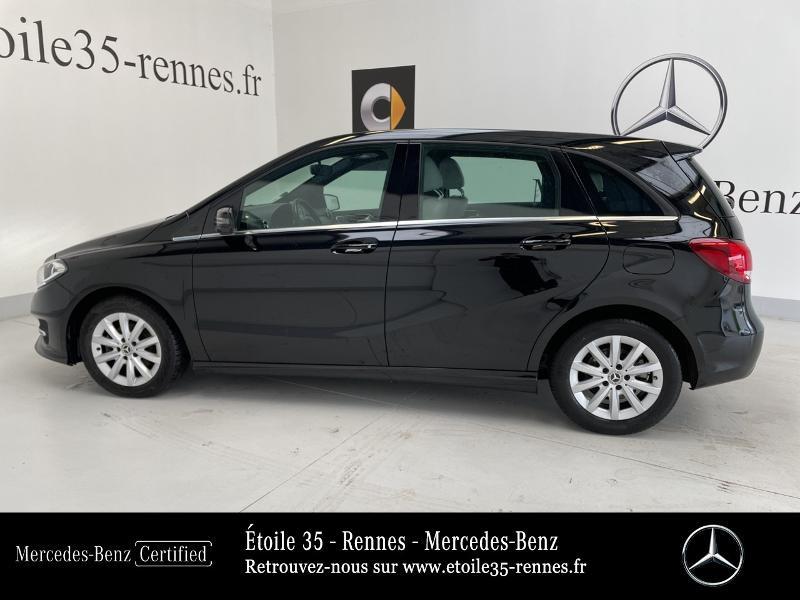Photo 2 de l'offre de MERCEDES-BENZ Classe B 160 d 90ch Inspiration à 17490€ chez Etoile 35 - Mercedes-Benz Rennes